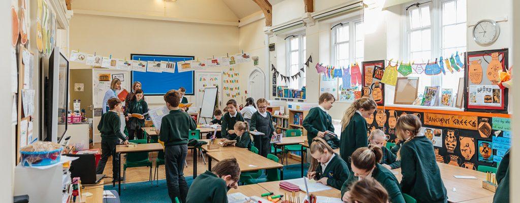 Erasmus+ – etwinning information at St Julian's Church School