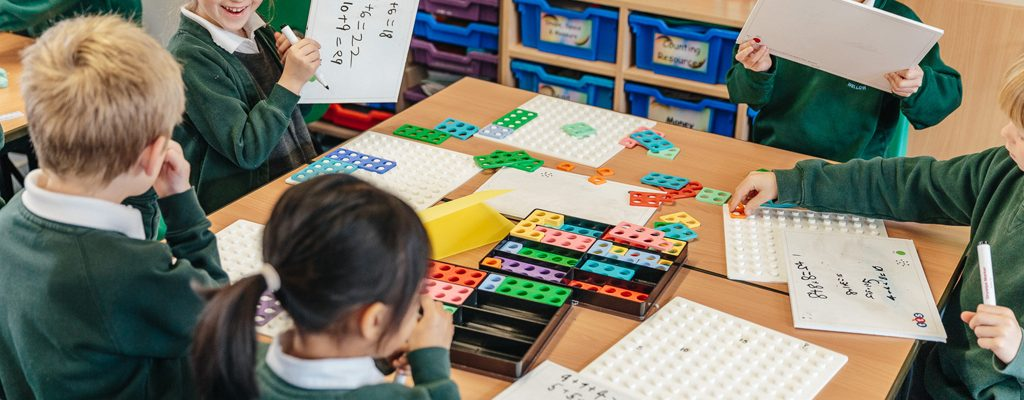 Maths at St Julian's Church School