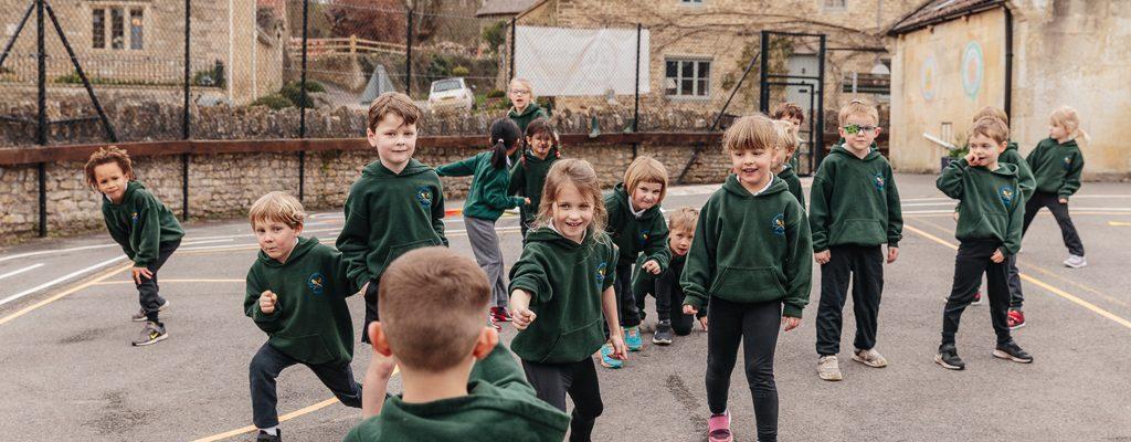 School Development at St Julian's Church School