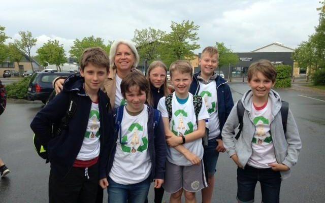 Denmark Trip at St Julian's Church School