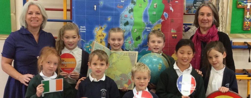 Branching out Internationally: Erasmus & e-Twinning at St Julian's Church School